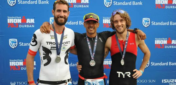 Jeren Seegers – 2nd overall and 1st 30-34 age group