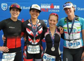 Kelly van der Toorn – Winner 40-44 AG and 3rd placed lady overall