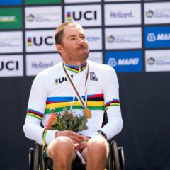 Pieter Du Preez – Race report UCI Paracycling World Champs and Berlin Marathon