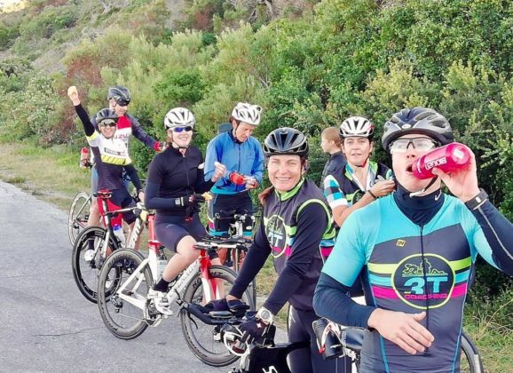IRONMAN SOUTH AFRICA TRAINING CAMP