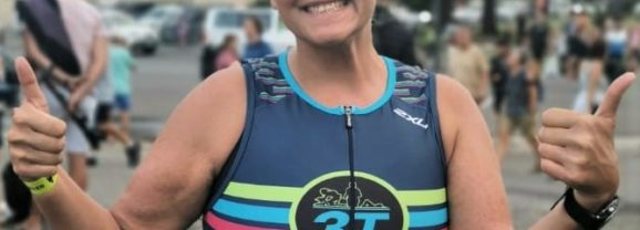 Amanda Pruissen – EL70.3 Race report